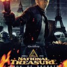 Natural Treasure : Book of Secrets  Original Movie Poster Double Sided 27 X40