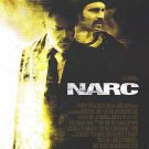 Narc Original Movie Poster Double Sided 27 X40 Original