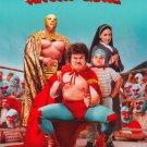 Nacho Libre Reg Ver B Original Movie Poster Single Sided 27 X40