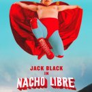 Nacho Libre Advance Ver B Original Movie Poster Single Sided 27 X40