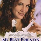 My Best Friend's Wedding Original Movie Poster  Double Sided 27 X40 Original