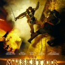 Musketeer Original Movie Poster  Double Sided 27 X40