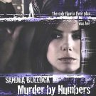 Murder By Numbers Intl Original Movie Poster  Double Sided 27 X40