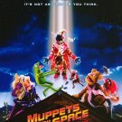 Muppets From Space Original Movie Poster  Double Sided 27 X40