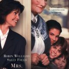 Mrs. Doubtfire Original Movie Poster  Double Sided 27 X40