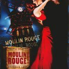 Moulin Rouge Version E Original Movie  Poster Single Sided 27 X40