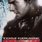 Mission Impossible 3 Regular Original Movie Poster  Double Sided 27 X40
