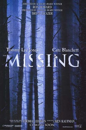 Missing Advance Original Movie Poster  Single Sided 27 X40
