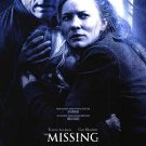 Missing Regular Original Movie Poster  Single Sided 27 X40