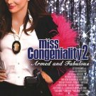 Miss Congeniality Original Movie Poster  Single Sided 27 X40