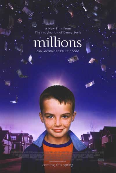 Millions Original  Movie Poster 27X40 Double Sided