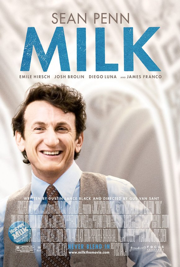Milk Original  Movie Poster 27X40 Double Sided