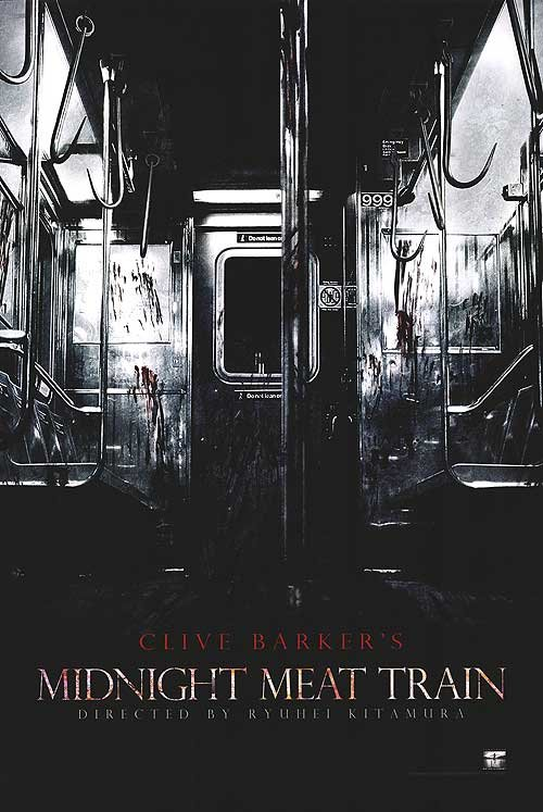 Midnight Meat Train Original Movie Poster Single Sided 27 X40