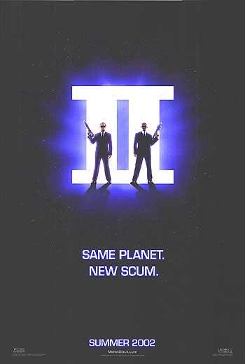 Men In Black II Advance Original  Movie Poster 27X40 Single Sided