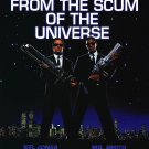 Men In Black Final  Original  Movie Poster 27X40 Double Sided