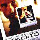 Memento Original Movie Poster  Single Sided 27 X40