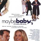 Maybe Baby Original Movie Poster Double Sided 27 X40