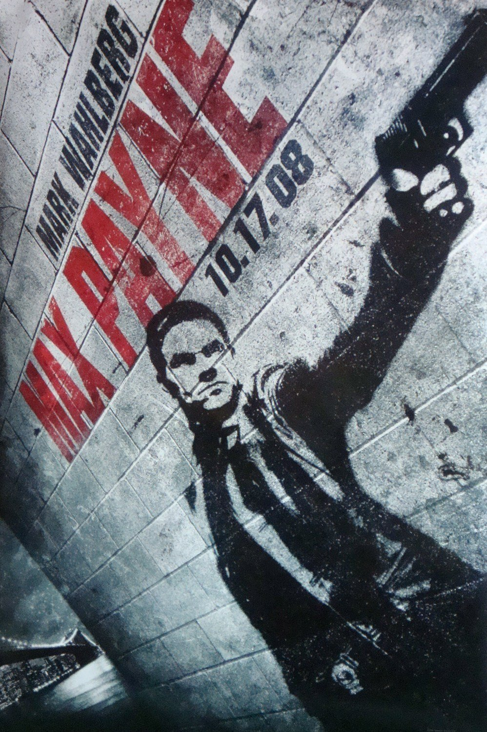 Max Payne Version B Original Movie Poster Double Sided 27 X40