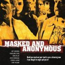 Masked and Anonymous Original Movie Poster Single Sided 27 X40