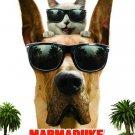 Marmaduke Final Original Movie Poster Double Sided 27 X40