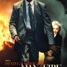 Man On Fire Original Movie Poster Double Sided 27 X40