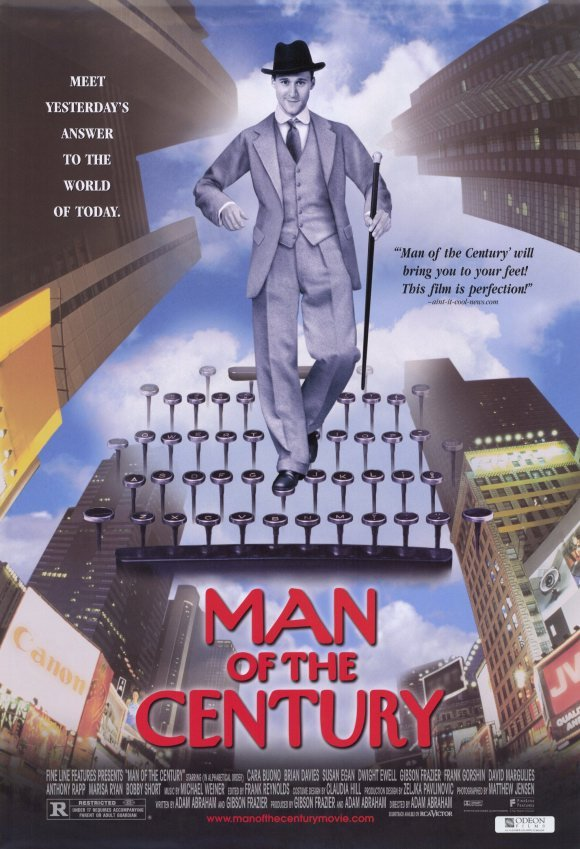 Man Of The Century Original Movie Poster Single Sided 27 X40