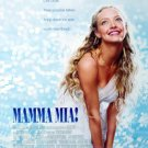 Mamma Mia Regular Original Movie Poster Double Sided 27 X40