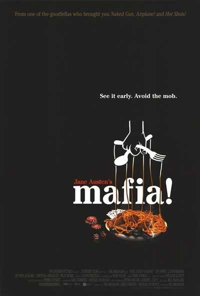 Mafia Original Movie Poster Double Sided 27 X40