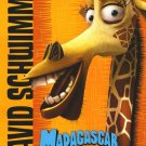 Madagascar (Melman) Original Movie Poster Double Sided 27 X40