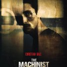Machinist Original Movie Poster Single Sided 27x40