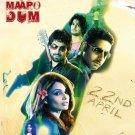 Dum Maaro Dum Original Movie Poster Double Sided 27 X40