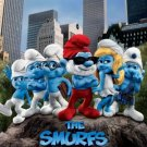 Smurfs Intl Original Movie Poster Double Sided 27 X40