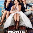 Monte Carlo Original Movie Poster Double Sided 27 X40