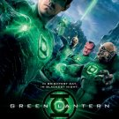 Green Lantern Original Movie Poster Double Sided 27 X40