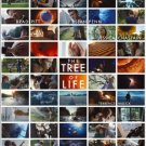 Tree of Life Regular Original Movie Poster Double Sided 27 X40