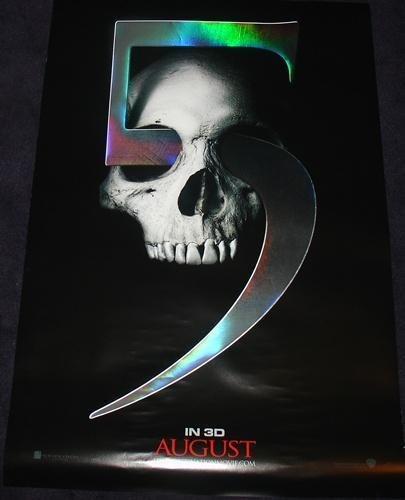 Final Destination 5 Advance Original Movie Poster  Double Sided 27 X40
