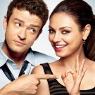 Friends With Benefits Original Movie Poster  Double Sided 27 X40