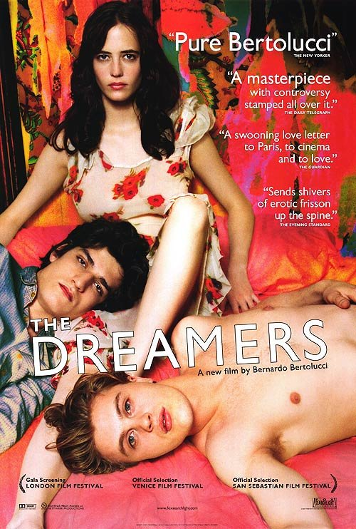Dreamers  Original Movie Poster Single Sided 27 X40