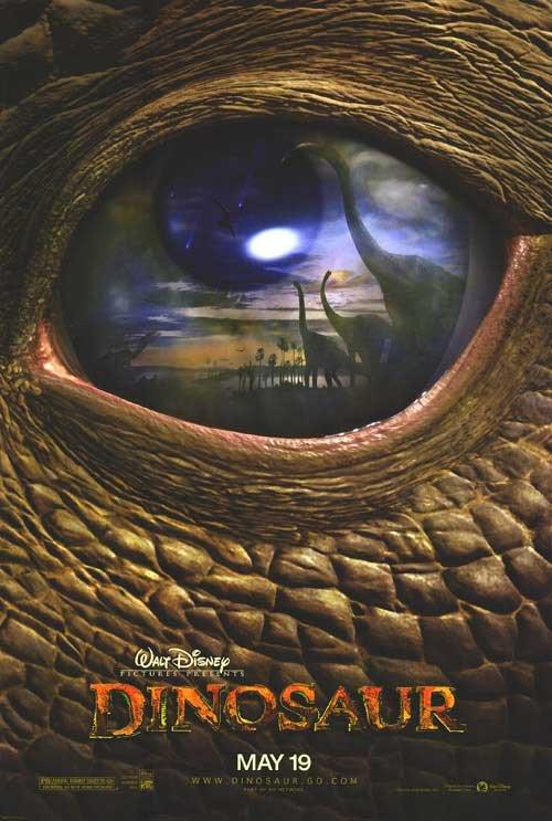 Dinosaur Advance Code Original Movie Poster Single Sided 27x40