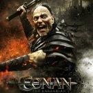 Conan (Khalar Zym) Original Movie Poster Double Sided 27 X40