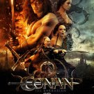 Conan : The Barbarian Regular Original Movie Poster Double Sided 27 X40