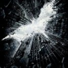 Batman Dark Knight Rises Advance  Original Movie Poster Double Sided 27 X40