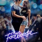 Footloose Original Movie Poster Double Sided 27 X40