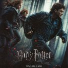 Harry Potter and the Deathly Hallows Regular Original Movie Poster  Double Sided 27 X40