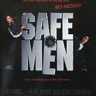 Safe Men Original Movie Poster Single Sided 27x40