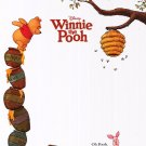 Winnie The Pooh Version B Double Original Movie Poster Double Sided 27 X40