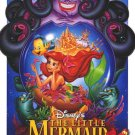 Little Mermaid Regular Original Movie Poster Double Sided 27x40