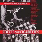 Coffee and Cigarettes Original Movie Poster Double Sided 27x40