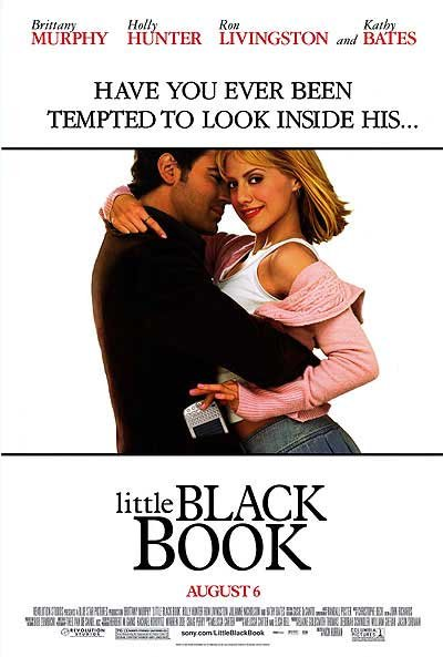 Little Black Book Original Movie Poster Double Sided 27x40