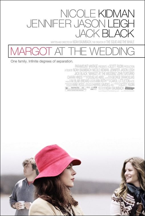 Margot At The Wedding Original Movie Poster Double Sided 27 X40